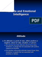 Attitude Emotional Intelligence