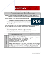 Internship Field-Based Activities Summary Report and Validation_Appendix G