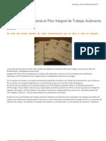 Upta Aragon Presenta El p