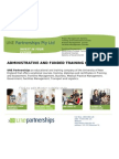 Training Company - UNEPartnerships