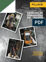 CATALOGO FERRAMENTAS DE TESTE FLUKE 2012