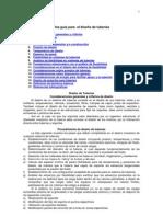 Guía para el diseño de tuberías (ASME B31.3)