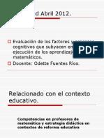 2da Unidad Abril 2012.ppt