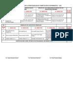 Cartel de Alcances y Secuencias - Computación - 2012