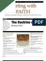 Hbc Faith 1 Rom 10_17 Synopsis 070812