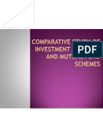 Comparative Study of Investment in Equity and Mutual Fund