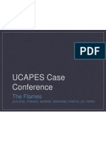 flames-ucapes case conference