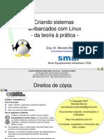 Criando Sistemas Embarcados Com Linux