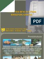 Antisipasi Bencana Pada BG_KIRIM