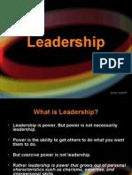 23720037 What is Leadership