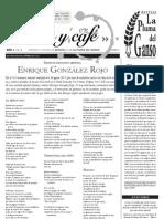 Periódico Pluma y café No. 8