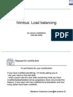 Nimbus Load Balancing