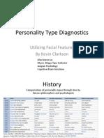 Personality Type Diagnostics