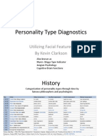 Personality Type Diagnostics