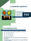 Roots of Quadratic Equations1 (1)