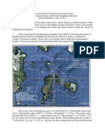 Notes on the Practical Tools of Assessing the Status of Marine Capture Fishery