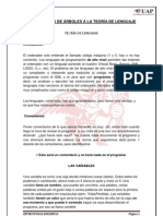 APLICACIONES DE ÁRBOLES A LA TEORÍA DE LENGUAJE