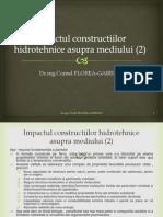 Impactul Constructiilor Hidrotehnice Asupra Mediului (2)