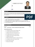 Khaleel CV Completed