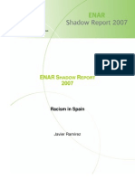 Racism in Spain - SR 2007