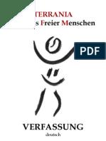 TERRANIA Verfassung Deutsch