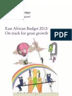 EA Budget 2012