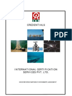 ICS Credentials