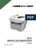 RICOH FX 16 Service Manual