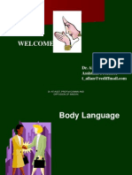 Body Language Pptx
