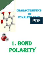 Lecture4 Characteristics of Covalent Bond (1)