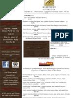 ashtons menu vol 2