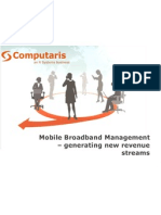 Computaris - Mobile Broadband Management