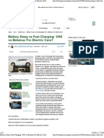 Battery Swap vs Fast Charging_ VHS vs Betamax for Electric Cars