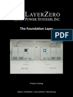 Catalog of LayerZero Power Systems Products