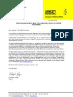 EUROPEAN INVOLVEMENT IN THE CIA's RENDITION & SECRET DETENTION PROGRAMME