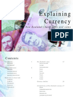 New Zealand Currency - notes and coins