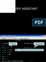 Tso Ispf Assistant