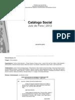 Catalogo Social