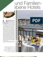 Kleine und Familien-betriebene hotels