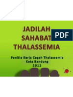 Sahabat Thalassemia Motivation 2.1