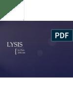 Lysis 205b-206