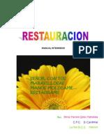 Manual Restauracion