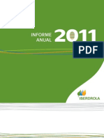 IBERDROLA Group Multienergetic services. Financial report 2011