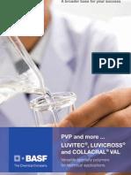 BASF - PVP and More_2009_Brochure