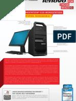ThinkStation_E30_Datasheet