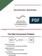 Chapter2 Sampling Quantization