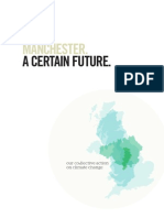 Manchester Climate Change Action Plan
