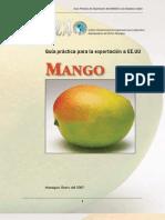 2007. Nicaragua. Guía Práctica para la Exportación de Mango