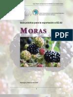 2007. Nicaragua. Guía Práctica para la Exportación de Moras