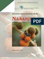 2007. Nicaragua. Guía Práctica para la Exportación de Naranjilla